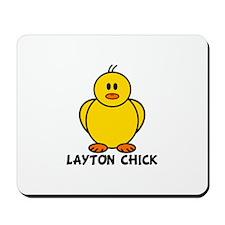 Layton Chick Mousepad