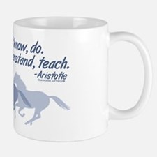 Those that understand, teach Small Small Mug