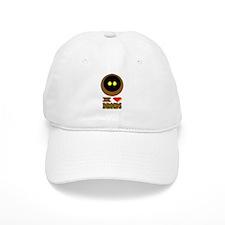 I LOVE DROIDS Baseball Cap