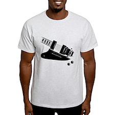 Air Guitar (left handed) T-Shirt