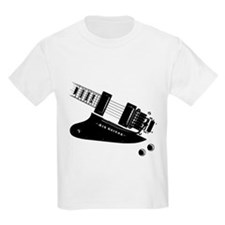 Air Guitar (left handed) T-Shirt