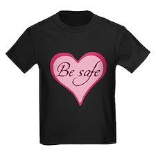 Be Safe valentine T