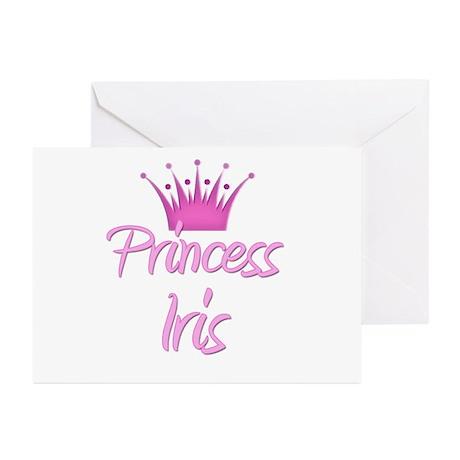 Princess Iris Greeting Cards (Pk of 10)