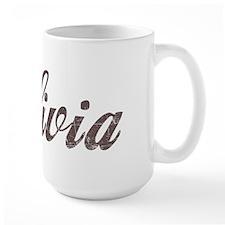 Vintage Bolivia Mug
