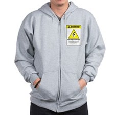 High Energy Zip Hoodie 2-sided