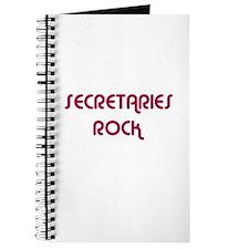 SECRETARIES ROCK Journal