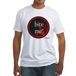 Twilight Bite Me Fitted T-Shirt