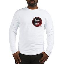 Twilight Bite Me Long Sleeve T-Shirt