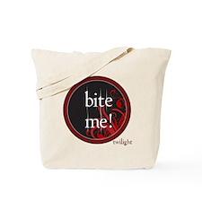 Twilight Bite Me Tote Bag