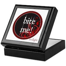 Twilight Bite Me Keepsake Box