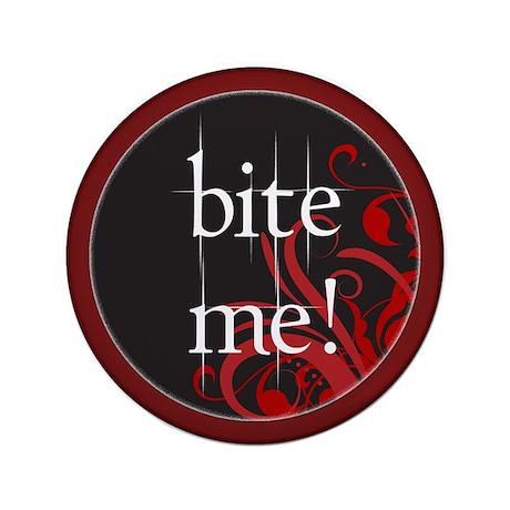 "Twilight Bite Me 3.5"" Button (100 pack)"