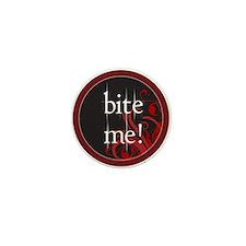 Twilight Bite Me Mini Button