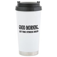 Stress Travel Mug