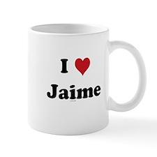 I love Jaime Mug