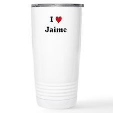 I love Jaime Travel Mug