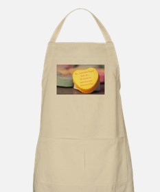 VD more than Valentine's Day BBQ Apron