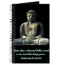 Peace Buddha Journal