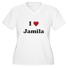 I love Jamila T-Shirt