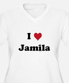 I love Jamila T-Shirt