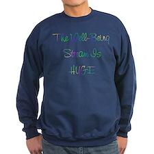 Huge Design #531 Sweatshirt