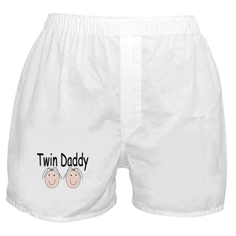 Twin Daddy, Girl/Girl Boxer Shorts