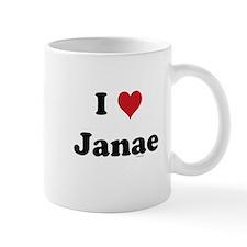 I love Janae Mug