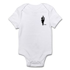 Mr. President (Obama Silhouet Infant Bodysuit
