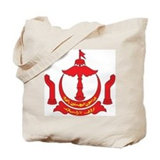 Brunei Coat Of Arms Tote Bag