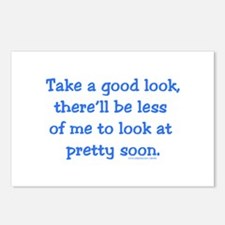 Take a Good Look Postcards (Package of 8)