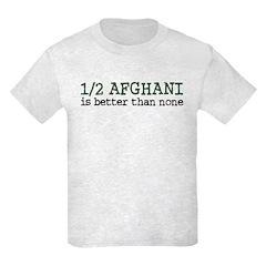 Half Afghani T-Shirt