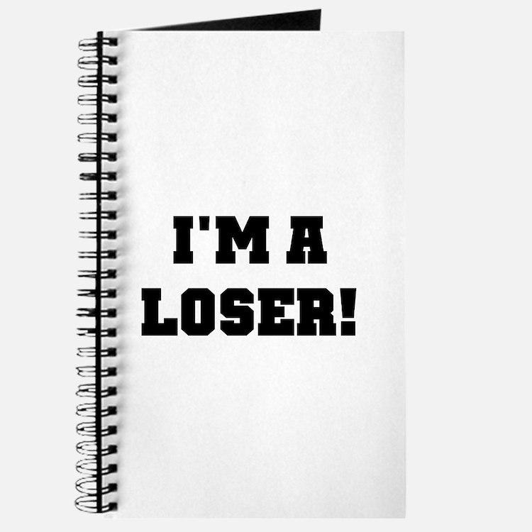 I'm a Loser Journal