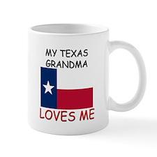 My Texas Grandma Loves Me Mug