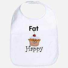 FAT & Happy Bib
