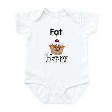 FAT & Happy Infant Bodysuit