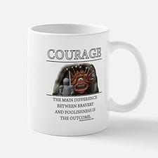 Courage Small Small Mug