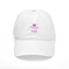 Princess India Baseball Cap