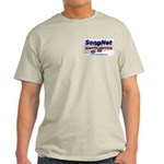 SongNet - Ash Grey T-Shirt