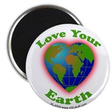 LoveYourEarth Magnet