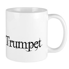 Lord of the Trumpet Small Mug