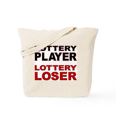 Lottery Loser Tote Bag