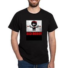 BAD ROBOT GUNS T-Shirt
