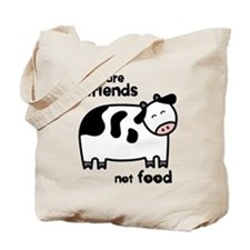 Cows Are Friends Tote Bag