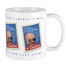 Dallas Stamp Mug