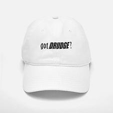 got DRUDGE? Baseball Baseball Cap