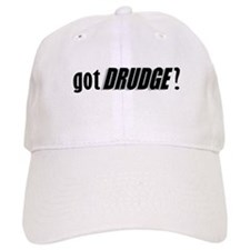 got DRUDGE? Baseball Cap