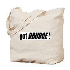got DRUDGE? Tote Bag
