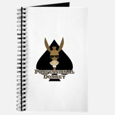 Donkey Pro Journal