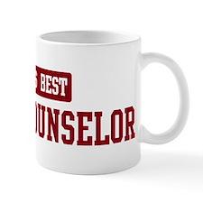 Worlds best School Counselor Mug