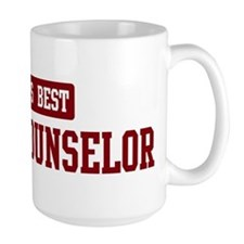 Worlds best School Counselor Mug