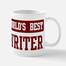 Worlds best Writer Mug